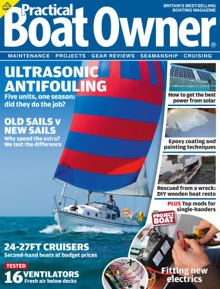 Practical Boat Owner January 2015