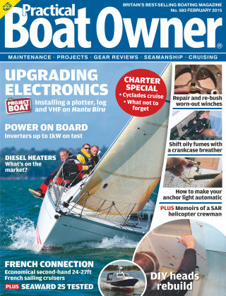Practical Boat Owner February 2015