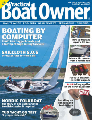 Practical Boat Owner August 2015