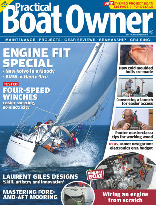 Practical Boat Owner September 2015
