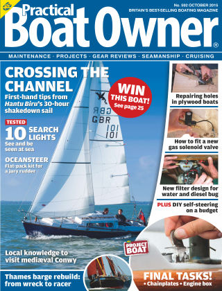 Practical Boat Owner October 2015