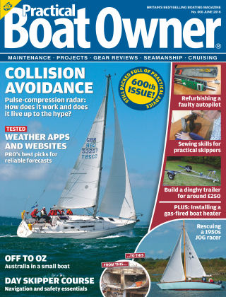 Practical Boat Owner June 2016