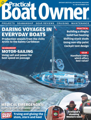 Practical Boat Owner November 2016