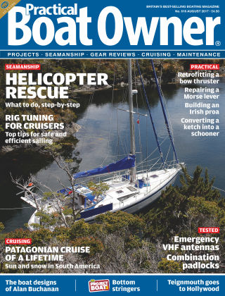Practical Boat Owner Aug 2017