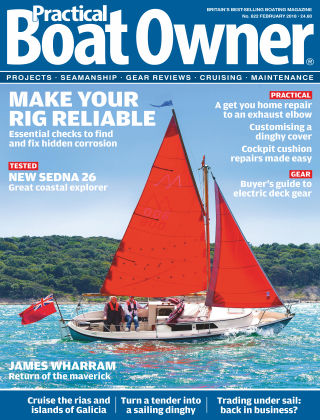 Practical Boat Owner Feb 2018