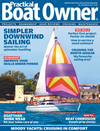 Practical Boat Owner March 2018
