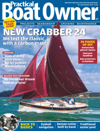 Practical Boat Owner Aug 2018