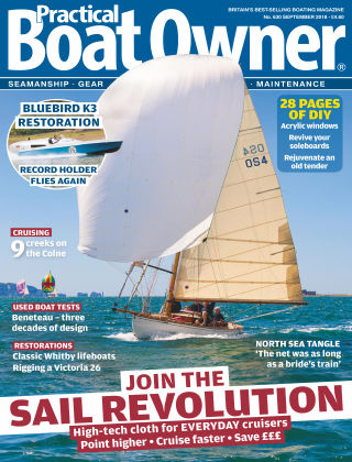 Practical Boat Owner Sep 2018