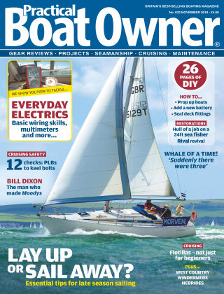 Practical Boat Owner Nov 2018