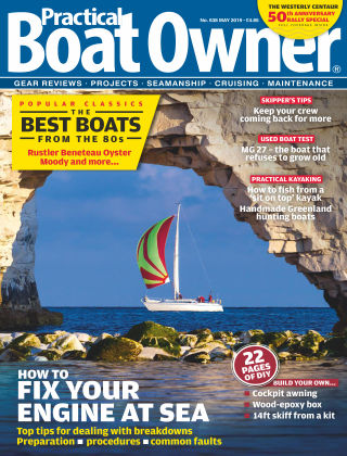 Practical Boat Owner May 2019