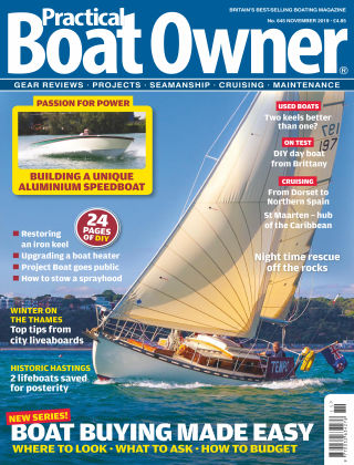 Practical Boat Owner Nov 2019