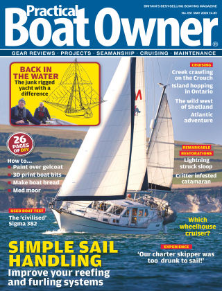 Practical Boat Owner May 2020
