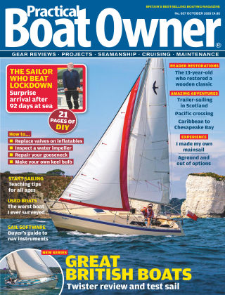 Practical Boat Owner October 2020