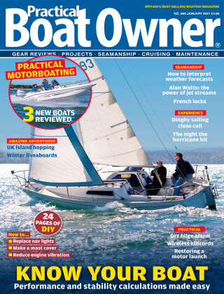Practical Boat Owner January 2021