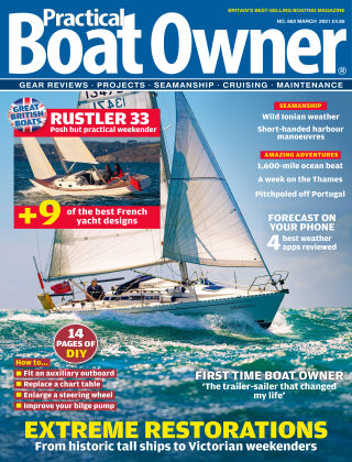 Practical Boat Owner March 2021
