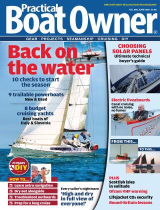 Practical Boat Owner June 2021