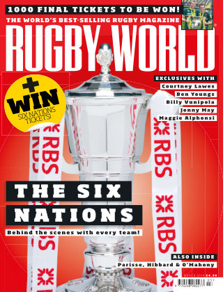 Rugby World March 2014