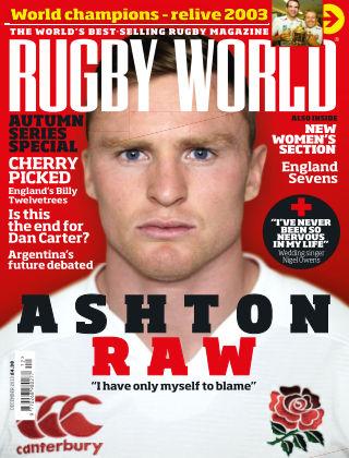 Rugby World December 2013