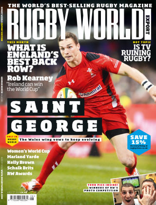 Rugby World August 2014