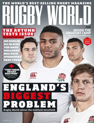 Rugby World December 2014