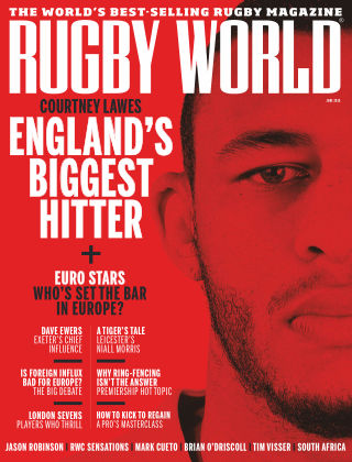 Rugby World June 2015