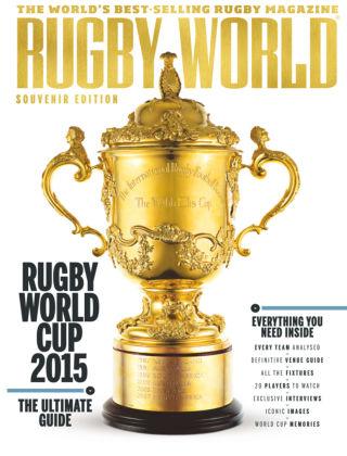 Rugby World September 2015