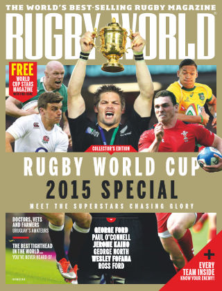 Rugby World October 2015