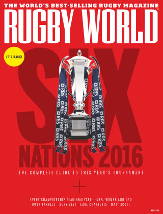 Rugby World March 2016