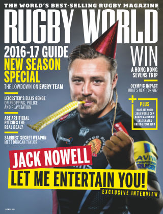 Rugby World October 2016