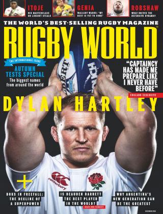 Rugby World December 2016