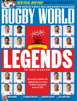 Rugby World February 2017
