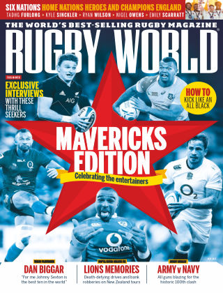 Rugby World May 2017