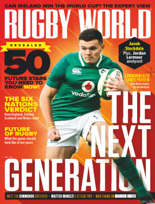Rugby World May 2018