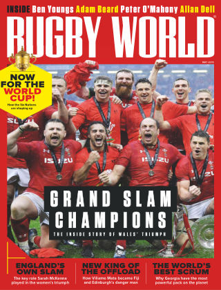 Rugby World May 2019