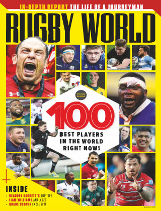 Rugby World Aug 2019