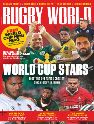 Rugby World Nov 2019