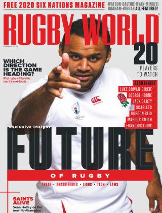 Rugby World Feb 2020