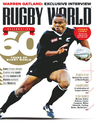 Rugby World July 2020