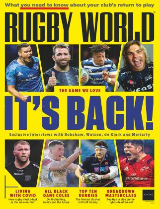 Rugby World September 2020