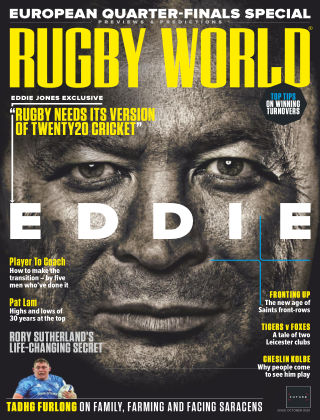 Rugby World October 2020
