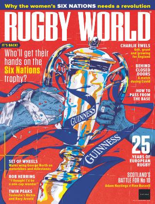 Rugby World November 2020