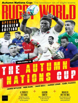 Rugby World December 2020