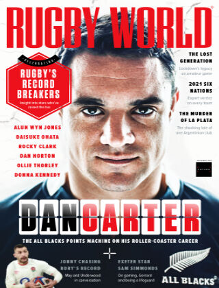 Rugby World May 2021