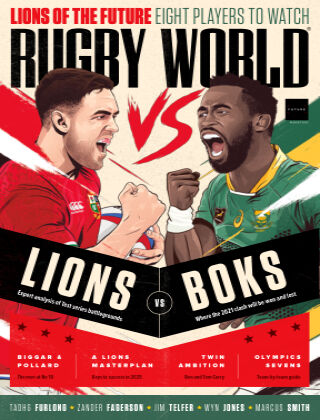 Rugby World August-21