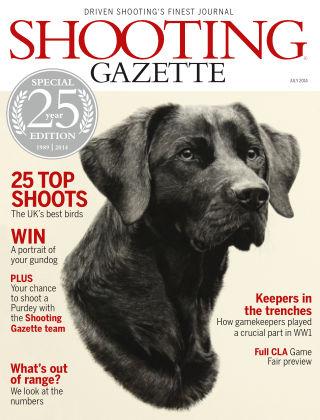 Shooting Gazette July 2014