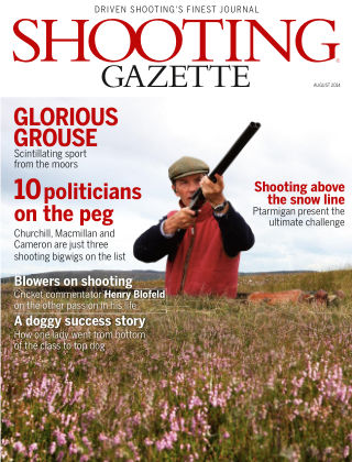 Shooting Gazette August 2014