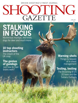 Shooting Gazette June 2014