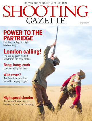 Shooting Gazette September 2014