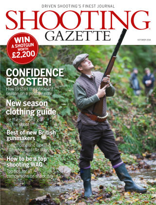Shooting Gazette October 2014