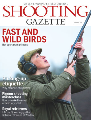 Shooting Gazette February 2015